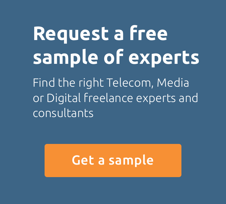 CTA - Oferta bofu - Sample of experts - Sidebar