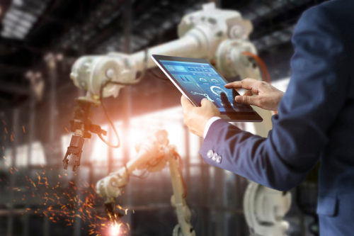6 ways to improve process and quality in a manufacturing business using IoT and AI