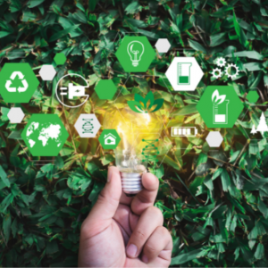 How can telecom operators leverage sustainability in their business strategies?